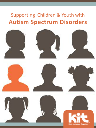 Supporting Children & Youth with Autism Spectrum Disorders