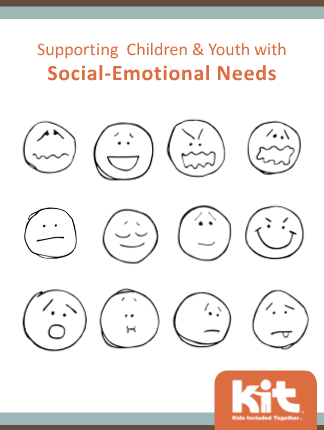Supporting Children & Youth with Social-Emotional Needs