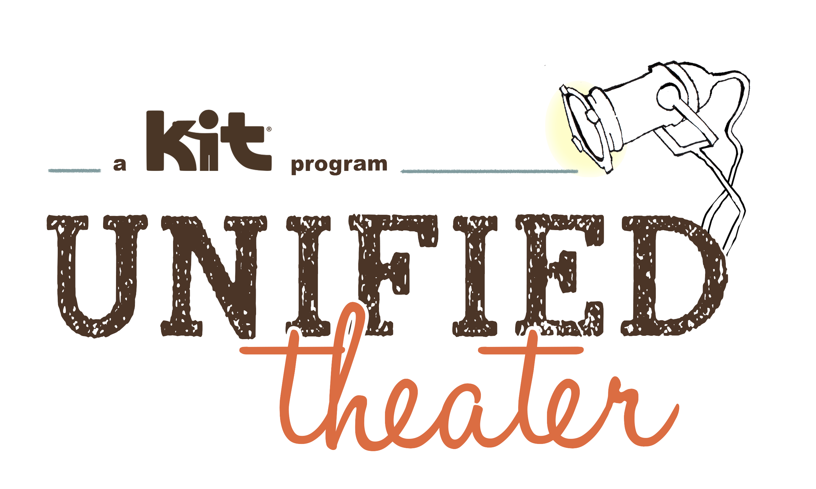 A Kit Program Unified Theater logo