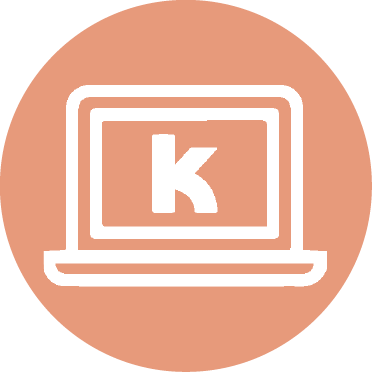 icon of a computer screen with